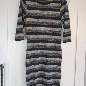 Suzy Shier cozy sweater dress